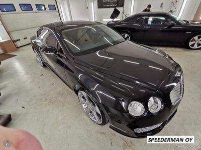 käytetty Bentley Continental