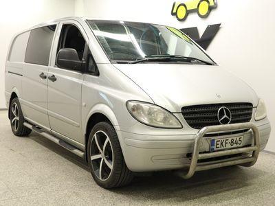 käytetty Mercedes Vito VitoKASTEN 111 CDI-639603/320
