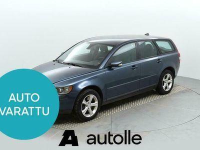 käytetty Volvo V50 *KOTIINTOIMITUS*T5 AWD Momentum A Tarkastettuna, Rahoituksella, Kotiin toimitettuna!
