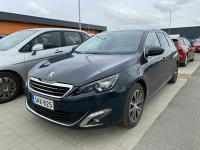 käytetty Peugeot 308 SW Allure BlueHDi 150 Automaatti **** Korko 0,99% + min. 1500 EUR takuuhyvitys ****