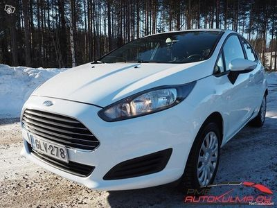 käytetty Ford Fiesta
