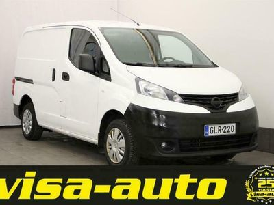 käytetty Nissan NV200 Van 1,5 dCi 90 E5 Blind SSD FD Working Star Edition