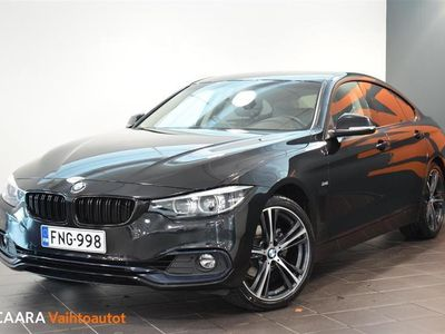 käytetty BMW 420 Gran Coupé F36 420i A xDrive Business Exclusive Edition Sport