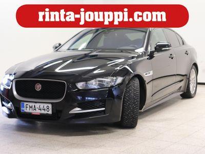 käytetty Jaguar XE 20d R-Sport Aut