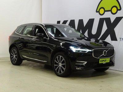 käytetty Volvo XC60 D5 AWD Business Inscription aut // Merkkihuollettu / Adapt. vakkari / Nappanahkaverhoilu / Voc / Web