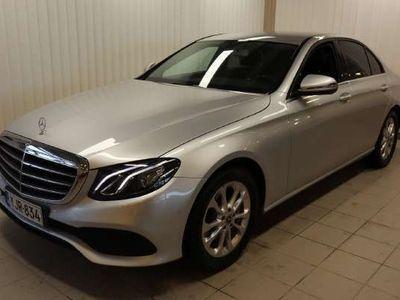 käytetty Mercedes E220 4Matic A Business