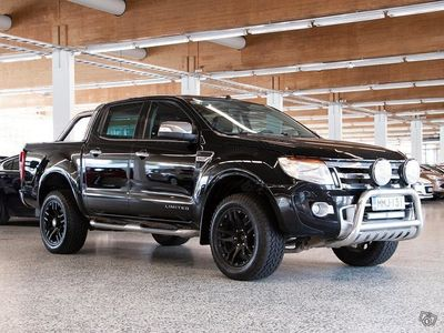 käytetty Ford Ranger Double Cab 2,2TDCi 150 hv M6 Limited 4x4