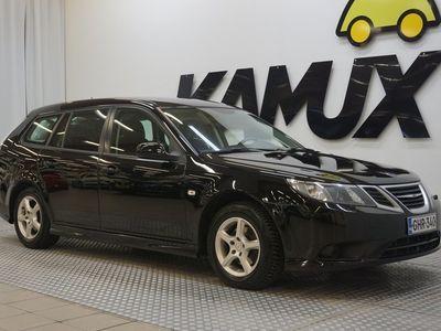 käytetty Saab 9-3 Sport Combi 1,8t Linear Business / Suomi-auto / Xenon ajovalot / Koukku / 2 x hyvät renkaat!Pysäköin