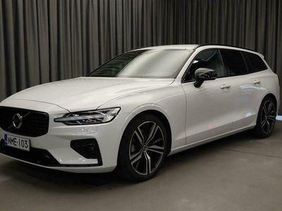 "käytetty Volvo V60 B4 MHEV Business R-Design aut *Technic-pak, Lam. lasit, 19""*"