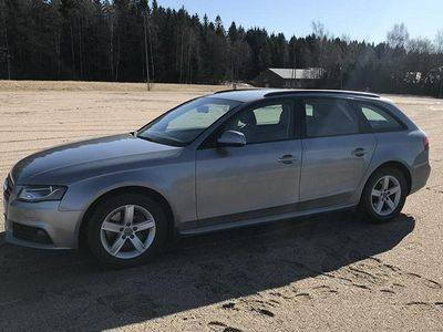 käytetty Audi A4 Avant quattro 2.0 TFSI 155 kW S-tronic