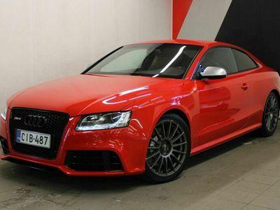 käytetty Audi RS5 RS 5 Coupé 4,2 FSI quattro S tronic, Suomi-auto, B&O hifit,penkit