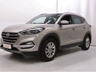 käytetty Hyundai Tucson 1,7 CRDi ISG Comfort