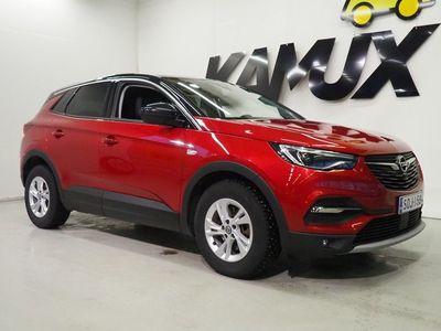 käytetty Opel Grandland X Innovation 1,6 CDTI Start/Stop 88 kW AT6 / TULOSSA!