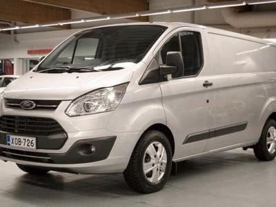 gebraucht Ford Custom Transit340 2,0TDCi 130 hv A6 Etuveto Trend Van L2H1 AUTOMAATTI