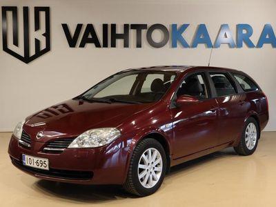käytetty Nissan Primera 1.6 Visia Traveller # Vetokoukku, Lohkolämmitin #