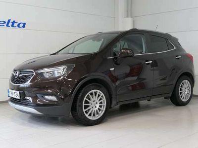 käytetty Opel Mokka X Innovation 1,6 CDTI ecoFLEX Start/Stop 100kW MT6**Erään vaihtoautoja korko alk. 0,49% + kulut Huoltorahalla**