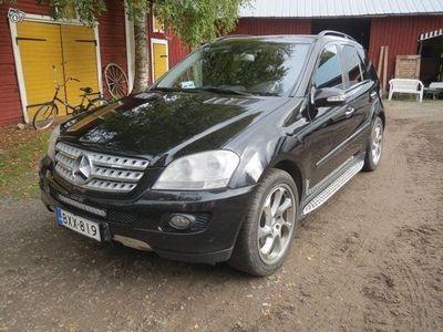 käytetty Mercedes ML320 CDI A 4MATIC