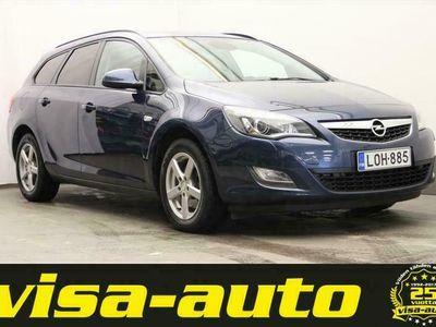 käytetty Opel Astra Sport Tourer Cosmo 2,0 CDTI 118kw