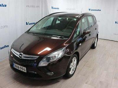 käytetty Opel Zafira Tourer Enjoy 1,6 XNT 112kW MT6