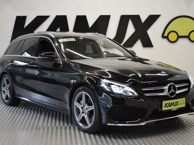 käytetty Mercedes C220 T d 4MATIC 9G-Tronic, 170hk,*AMG Sport*