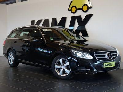 käytetty Mercedes E350 T A Premium Business / Juuri Saapunut Myyntiin!
