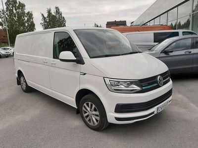 käytetty VW Transporter umpipakettiauto Pitkä 2,0 TDI 110kW 4Motion DSG (4M18) *** J. autoturva saatavilla, J. kotiintoimitu