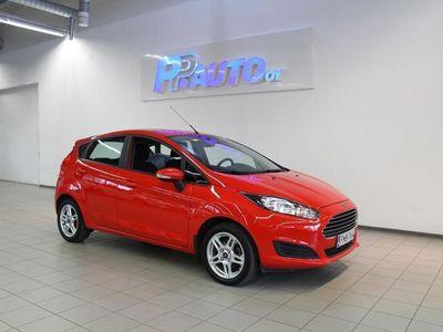 käytetty Ford Fiesta 1,0 80hv Start/Stop M5 Trend 5-ovinen - Korko 1,49% + kulut