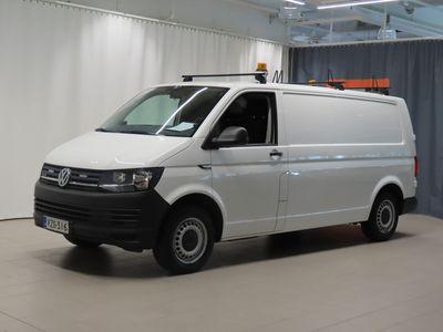 käytetty VW Transporter umpipakettiauto pitkä 2,0 TDI 110 kW 4Motion *Webasto, vetokoukku*