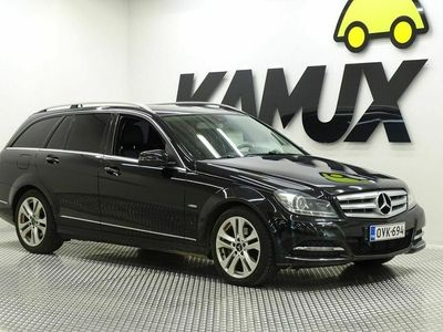 käytetty Mercedes C250 CCDI // Nelikko / Navi / Bi-Xenon //