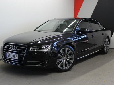 käytetty Audi A8 3,0 V6 TDI cleanD Q A (MY15)