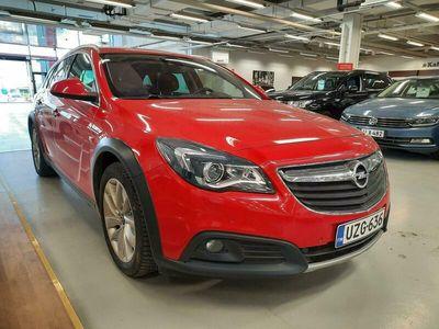 käytetty Opel Insignia Country Tourer 2,0 CDTI 4x4 125kW **WEBASTO, ADAPT.CRUISE, NAVI**