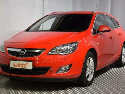 käytetty Opel Astra Sport Tourer Sport 1,7 CDTI DPF 92kw