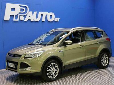 käytetty Ford Kuga 1,6 EcoBoost 150 hv FWD Start/Stop Titanium 5-ovinen - 1000€:sta S-bonusta*! Korko 0,99%**, 72 kk, ilman käsirahaa!