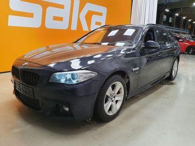 käytetty BMW 535 535 F11 Touring d A xDrive Business M-Sport ** Prof. Navi / HUD / Panorama / HiFi / Comfort Access /