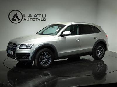 käytetty Audi Q5 Offroad Land of q Edt 2,0 TDI 140 Q A *S-line *Kaukowebasto *Nahka-alcantara *