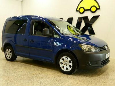 käytetty VW Caddy Kombi 1,6 TDI 75kW BlueMotion Technology