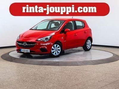 käytetty Opel Corsa 5-ov Enjoy 1,0T ecoFLEX S/S 66 (MY16.A) - Automaatti-ilmastonti, Peruutustutka, Lämmitettävä ratti!