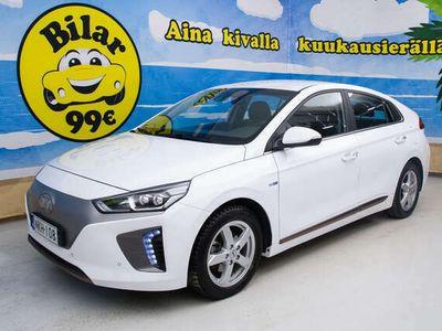käytetty Hyundai Ioniq electric Style **Nahkaverhoilu+ penkkien tuulletus** - *HULLUT AUTOMARKKINAT!!!*