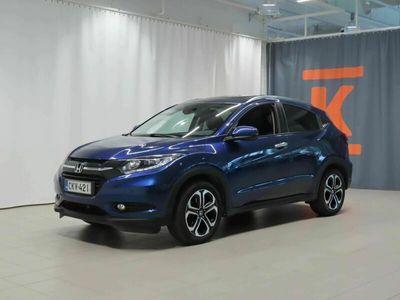 käytetty Honda HR-V 1,5 Executive CVT-automaatti *Kattoluukku, peruutuskamera, navigointi*
