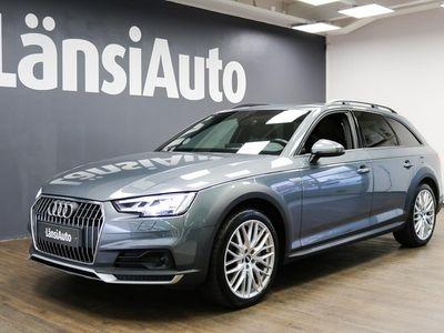käytetty Audi A4 Allroad Business 3,0 TDI 160 kW quattro S tronic **Huippuvarusteet!, Milano Nahat, Virtuaali Mittaristo, Pan