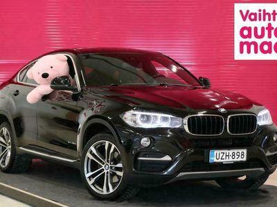 käytetty BMW X6 F16 xDrive30d A
