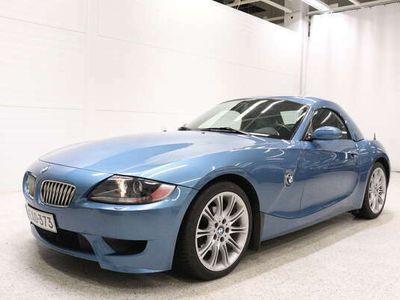 käytetty BMW Z4 2,5i - Huippusiisti Suomiauto pienillä kilometreillä!