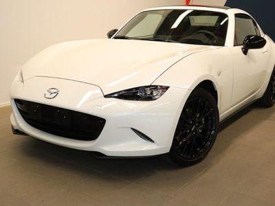 käytetty Mazda MX5 RF 2,0 (184hv) Skyactiv-G Luxury Sport MT