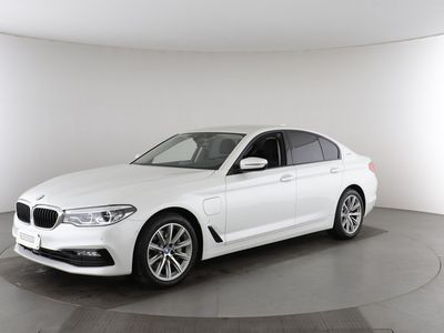 käytetty BMW 530 e G30 Sedan A iPerformance Business Comfort Sport Line