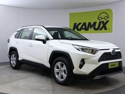 käytetty Toyota RAV4 2,5 Hybrid AWD-i Active // Ajamaton / Adaptiivinen vakionopeudensäädin / Digi mittaristo / Kaistavahti //