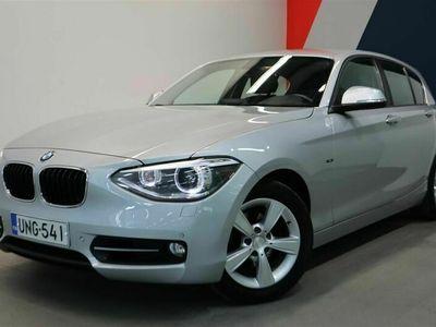 käytetty BMW 118 F20 TwinPower Turbo Automaatti // Sport / Navi / Urheiluistuimet / UNG-541   Laakkonen