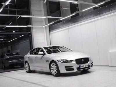 käytetty Jaguar XE E-Performance Pure Plus Aut + Navi + Webasto + BiXenon + Tutka