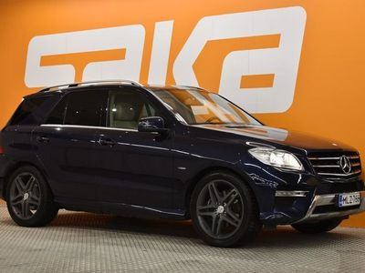 "käytetty Mercedes ML350 BlueTec 4Matic Premium Business AMG-Styling **Webasto / Nahat / Navi / Airmatic / 21""**"