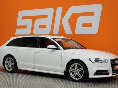 käytetty Audi A6 Avant Business Sport 2,0 TDI 140 kW ultra S tronic S-LINE ### NORMAL FRIDAY -hinta! ### ** ALV / Web