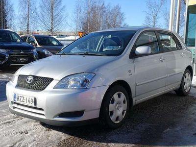 käytetty Toyota Corolla 4D HATCHBACK 1.6